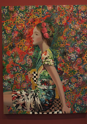 台北国際美術展 展示品