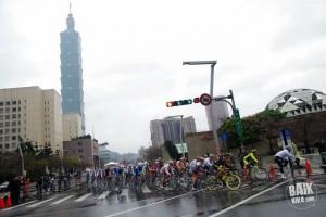 2012年 台湾で行われた自転車ツアー