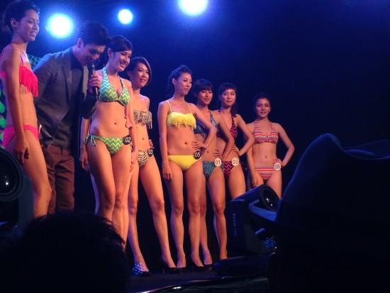 men's uno 超級名模大賽 2014 女性モデル