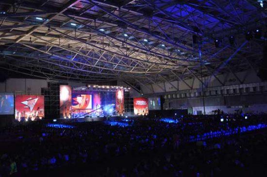 コンサートの様子(引用:http://www.cdn.org.tw/News.aspx?key=3786)